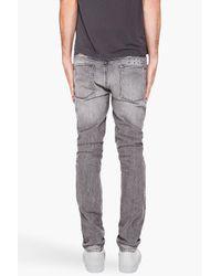 Ksubi | Gray Chitch Jeans for Men | Lyst