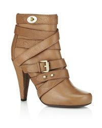 Mulberry | Brown Postman Ankle Boot | Lyst