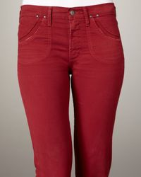 Citizens of Humanity | Brown Angie Super-flare Bell-bottom Jeans | Lyst