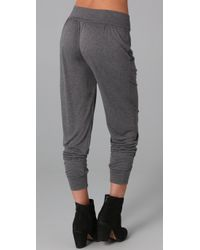 Dolan | Gray Slouch Pocket Pants | Lyst