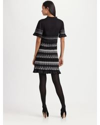 Nanette Lepore Black Afterglow Dress