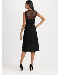 Nanette Lepore Black Wine N Dine Dress