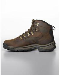 Timberland - Brown Waterproof Chocorua Trail Gore-tex Hiker Boots for Men - Lyst