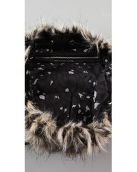 Marc By Marc Jacobs Gray Party Rat Regine Bag