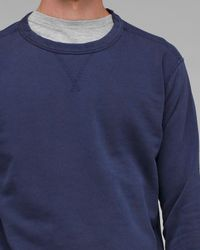 Our Legacy   Blue Great Sweat Classic for Men   Lyst