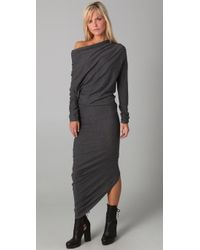 Cheap Monday Gray Zinistra Dress