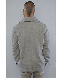 Freshjive The Fallon Coat in Gray for men
