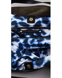 Twelfth Street Cynthia Vincent | Green Berkeley Snake Print Tote Bag | Lyst