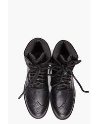 Alejandro Ingelmo Black Wooster Boots for men