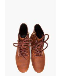 Alejandro Ingelmo Brown Josh Sneakers for men