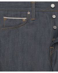 Edwin - Gray Ed-67 Grey Selvedge Jeans 34l for Men - Lyst