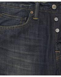 Edwin - Blue Lumber Wash Ed-47 Jeans 32l for Men - Lyst