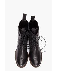 Fifth Avenue Shoe Repair - Black Boondockers Boots for Men - Lyst