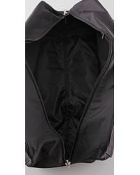 LeSportsac Black Wheeled Duffel Bag