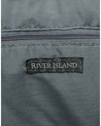 River Island - Multicolor Tribal Backpack for Men - Lyst
