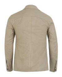 Oliver Spencer | Natural Sand Navigator Wax Jacket for Men | Lyst
