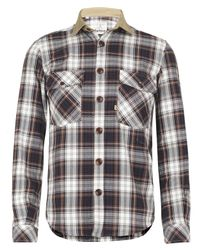 Barbour | Brown Check Corbridge Shirt for Men | Lyst