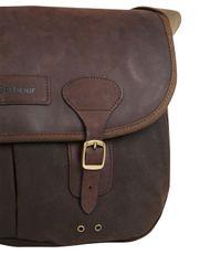 Barbour - Brown Tarras Bag for Men - Lyst