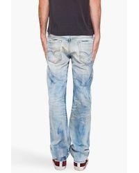 DIESEL - Blue Viker-r-box Jeans for Men - Lyst