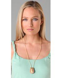 Jacquie Aiche | Metallic Original Blesslev Amulet Necklace | Lyst