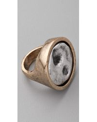 Low Luv by Erin Wasson | Metallic Cambodian Coin Ring | Lyst