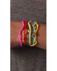 Marc By Marc Jacobs | Multicolor Marc Jelly Bracelet Set | Lyst