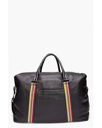 Paul Smith - Black Large Carry All Bag for Men - Lyst