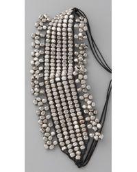 Antik Batik - Metallic Kouba Bracelet - Lyst