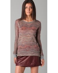 IRO - Multicolor Siona Sweater - Lyst
