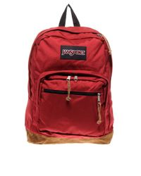 Jansport | Red Backpack for Men | Lyst