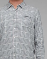 Penny Stock | Gray The Penny Shirt for Men | Lyst