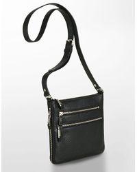 Cole Haan   Black Village Sheila Crossbody Bag   Lyst
