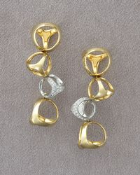 Di Modolo | Metallic Triadra Earrings | Lyst