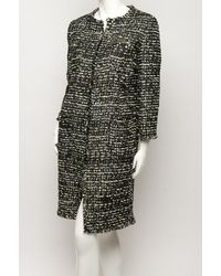 Giambattista Valli | Black Coat | Lyst
