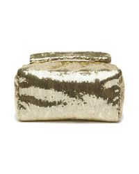 Givenchy | Metallic Sequin Pandora Clutch | Lyst