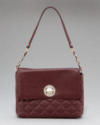 kate spade new york | Black Charlize Quilted Handbag | Lyst