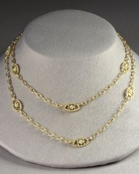 Penny Preville | Metallic Imperial Necklace | Lyst