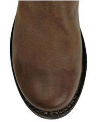 Rag & Bone - Brown Moto Boot - Lyst