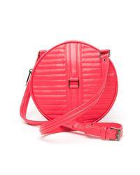 Reece Hudson Pink No. 3 Circle Bag