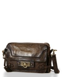 Frye | Black Cameron Clutch Crossbody Bag | Lyst
