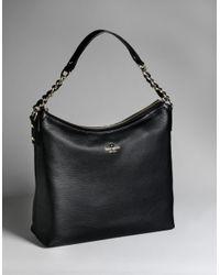 kate spade new york | Black Cobble Hill Medium Serena Hobo-style Shoulder Bag | Lyst