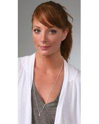 Helen Ficalora - Metallic Hamsa Charm - Lyst