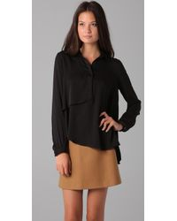 Lover Black Lilith Blouse
