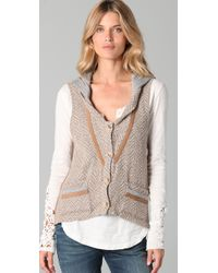Nightcap - Natural Apache Vest - Lyst