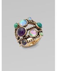 Stephen Dweck | Multicolor Semi-precious Multi-stone Ring | Lyst