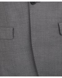 Acne Studios Gray Grey Aktie Wool Blazer for men