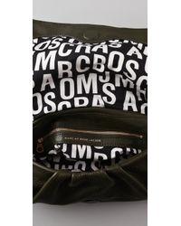 Marc By Marc Jacobs   Green Classic Q Lil Utika Bag   Lyst