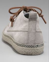 Seavees 09/65 Bayside Moccasin, Gray for men
