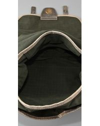 Marc By Marc Jacobs Green Military General Bag