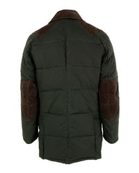 Barbour | Green Nord Olive Jacket for Men | Lyst